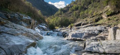 Gorges de l'Ardèche, descente canoe
