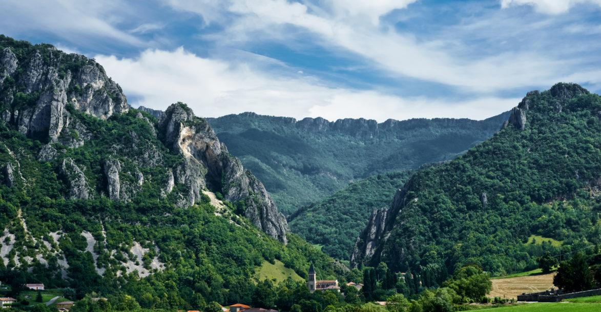 Montagne de Beauregard baret, Drôme